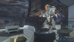 Halo 4 Skyline Screenshots