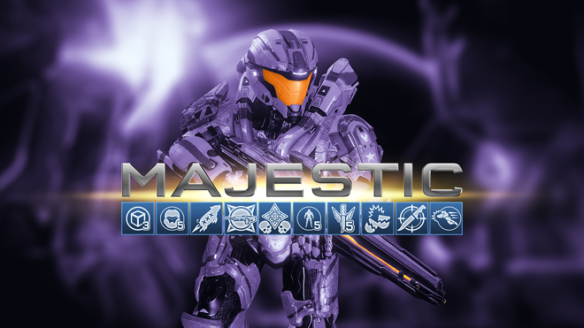 Halo 4 Majestic Dlc Chief Canuck Video Game News