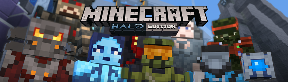 Halo Mash-Up Pack for Minecraft: Xbox 360 Edition