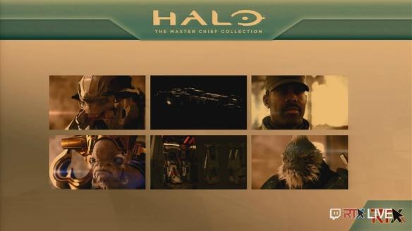 blur halo 2 anniversary cutscenes