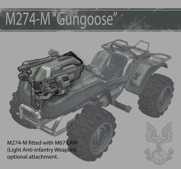 Halo 2 Anniversary Gungoose