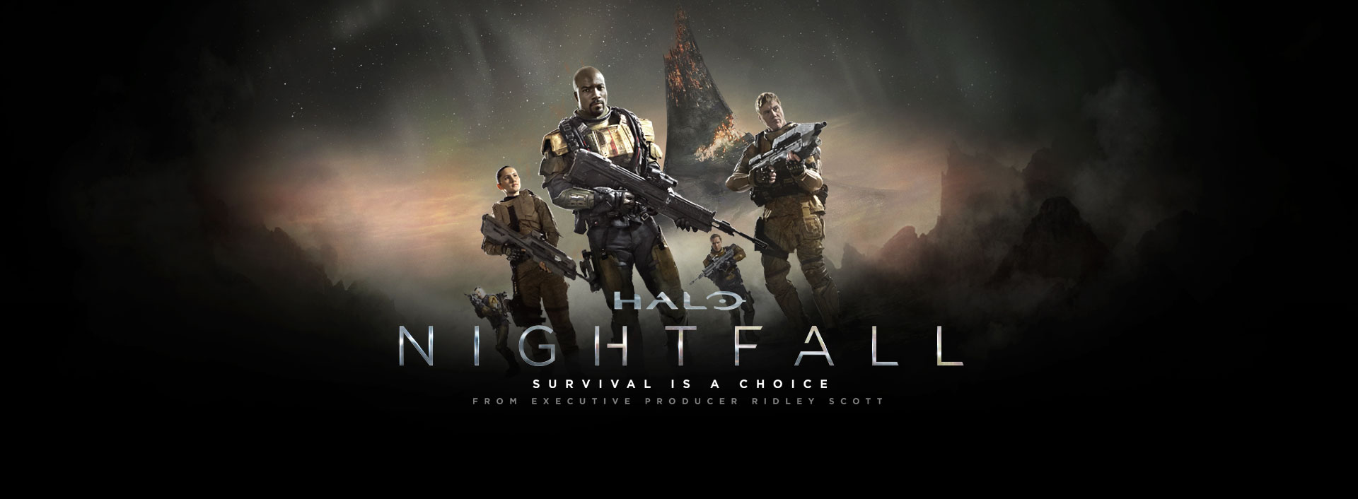 Agent Locke Playable In Halo 5 Guardians And Nightfall Details