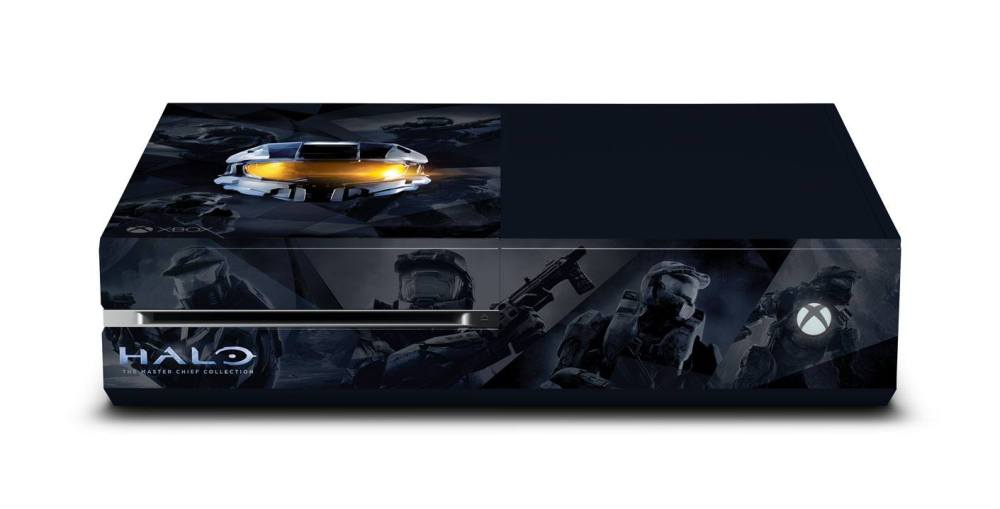 Halo Master Chief Collection SDCC Xbox One Console