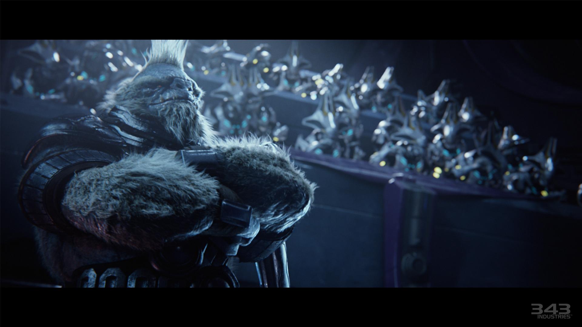 Halo Anniversary Features Sdcc Halo Anniversary Cinematic Tartarus Ascendant