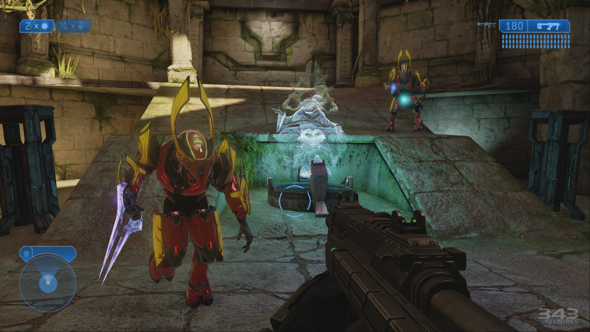 Xbox 360 Games Collection Halo 2 Anniversary Del...