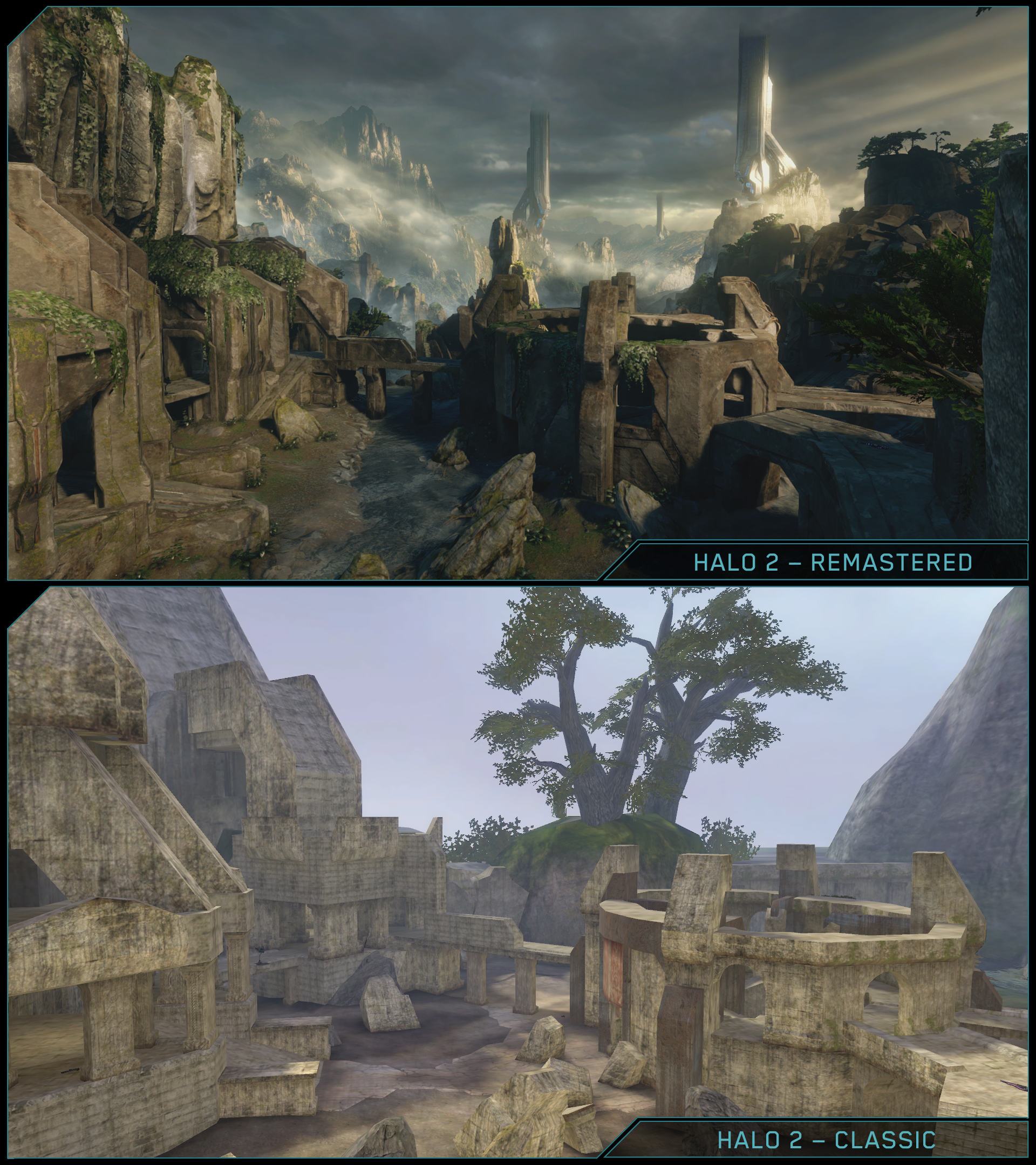 mcc halo graphics comparison - photo #10