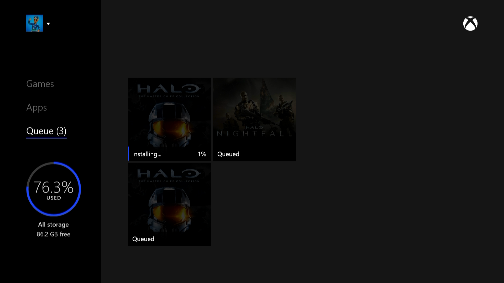 Halo Master Chief Collection Download Size Chief Canuck