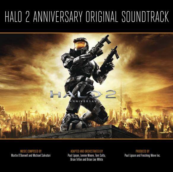 Halo2Anniversary Soundtrack