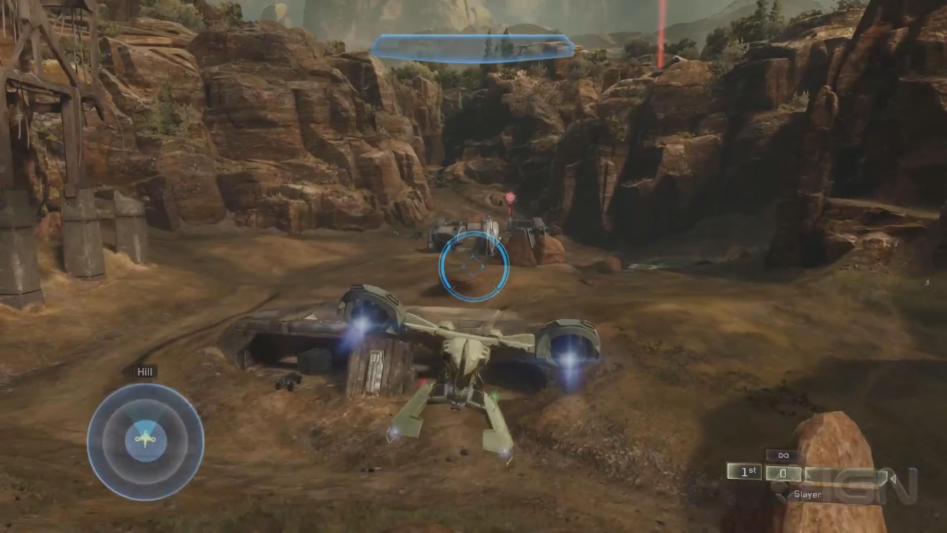 Halo 2 Anniversary HORNET and BLOODLINE Gameplay