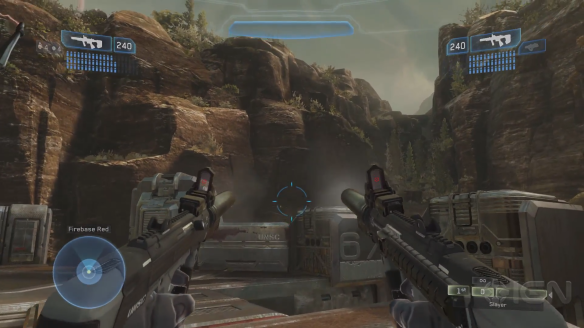 Halo 2 Anniversary Dual Wield Suppressed SMGs