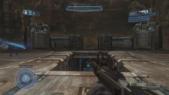 Halo 2 Anniversary Silenced SMG