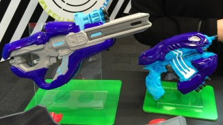 BOOMCo Halo 5 Carbine and Plasma Pistol