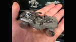 Fascinations' Halo Metal Earth Warthog
