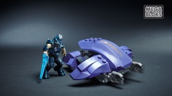 Halo 5 Mega Bloks Covenant Ghost
