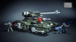 Halo 5 Mega Bloks UNSC Scorpion