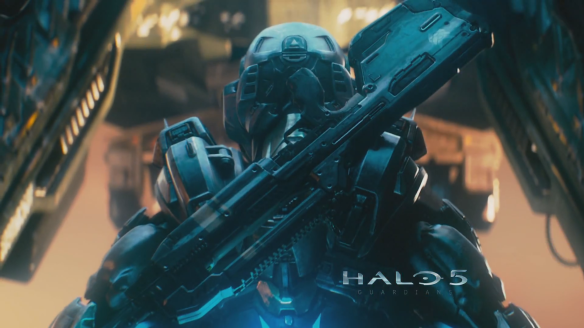 Halo 5 Guardians Xbox One Teaser Agent Locke