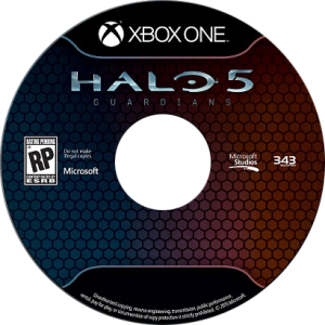 Halo-5-LE-Disc-Art