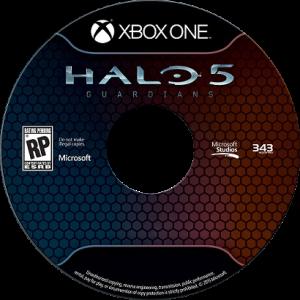 Halo-5-LE-Disc-Art