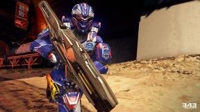 Halo 5 Guardians Warzone Firefight Big Gun