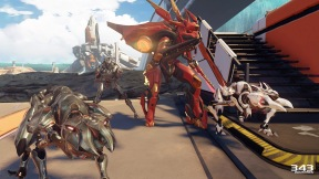 Halo 5 Guardians Warzone Firefight Boss