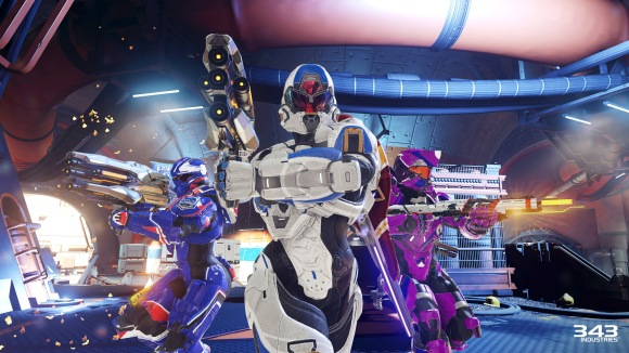 Halo 5 Guardians Warzone Firefight Heroes