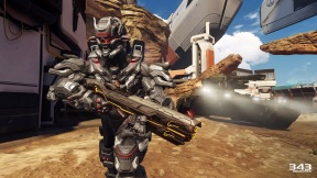 Halo 5 Guardians Warzone Firefight My Tank