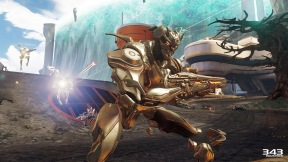 Halo 5 Guardians Warzone Firefight Threat
