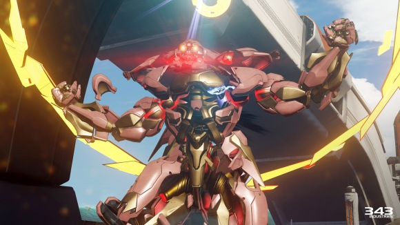 Halo 5 Guardians Warzone Firefight Warden