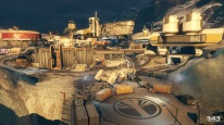 Halo 5 Guardians Skirmish at Darkstar Pathways