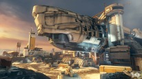 Halo 5 Guardians Skirmish at Darkstar Ship