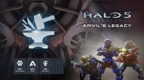 Halo 5 Guardians Anvil's Legacy Horizontal