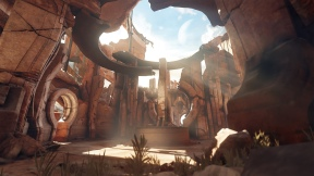 Halo 5 Guardians Warzone Assault Temple Overview